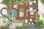 Thiết kế nhà đẹp theo phong thủy