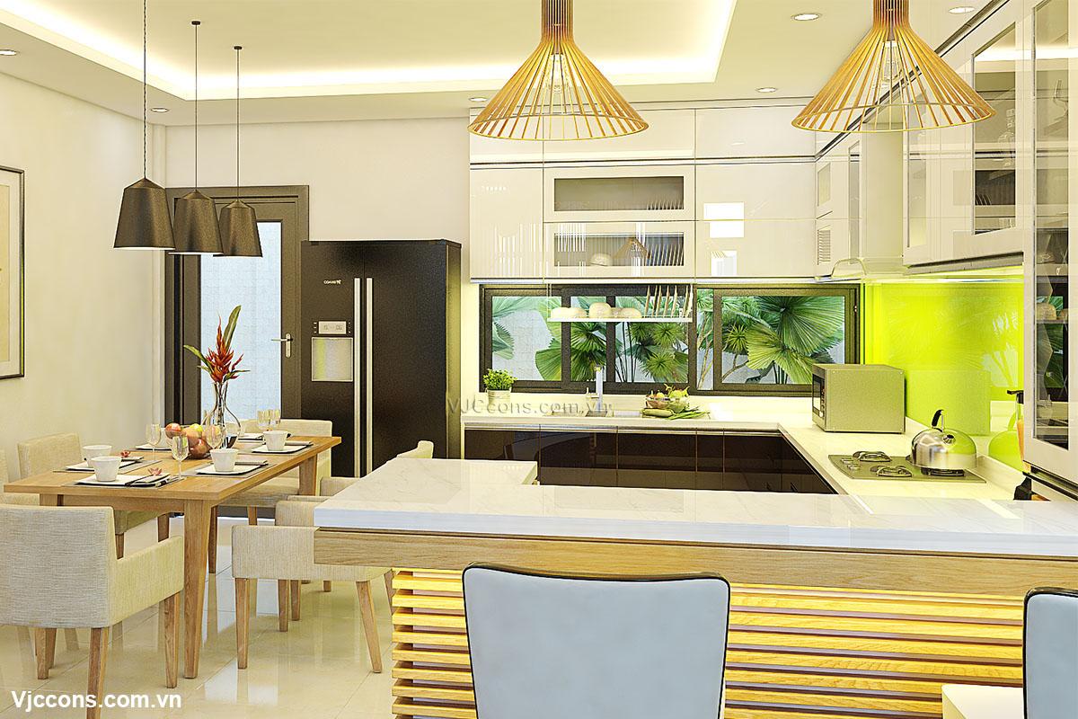 phòng bếp đẹp