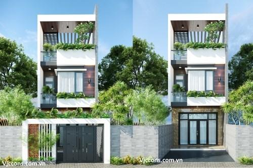 Nhà Ông Nguyễn Tấn Hà