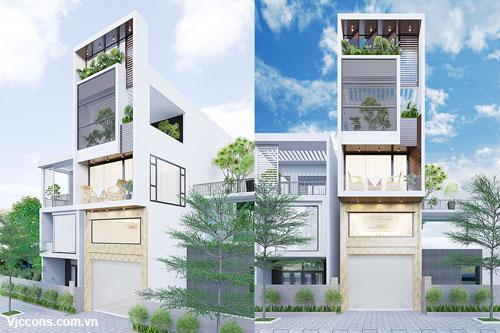 Nhà Ông Lê Kim Phùng