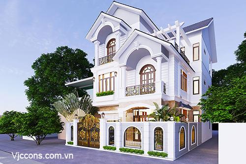 Biệt Thự Bà Trần Thị Tuyên