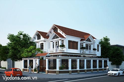 (Tiếng Việt) Biệt Thự Nhà Anh Cần Đắc-Lắk