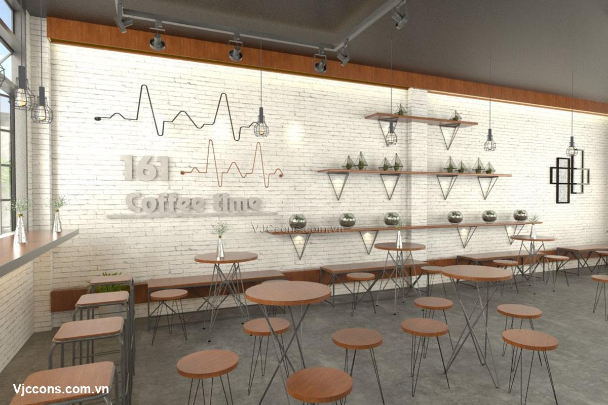 thiết kế cafe đẹp đà nẵng