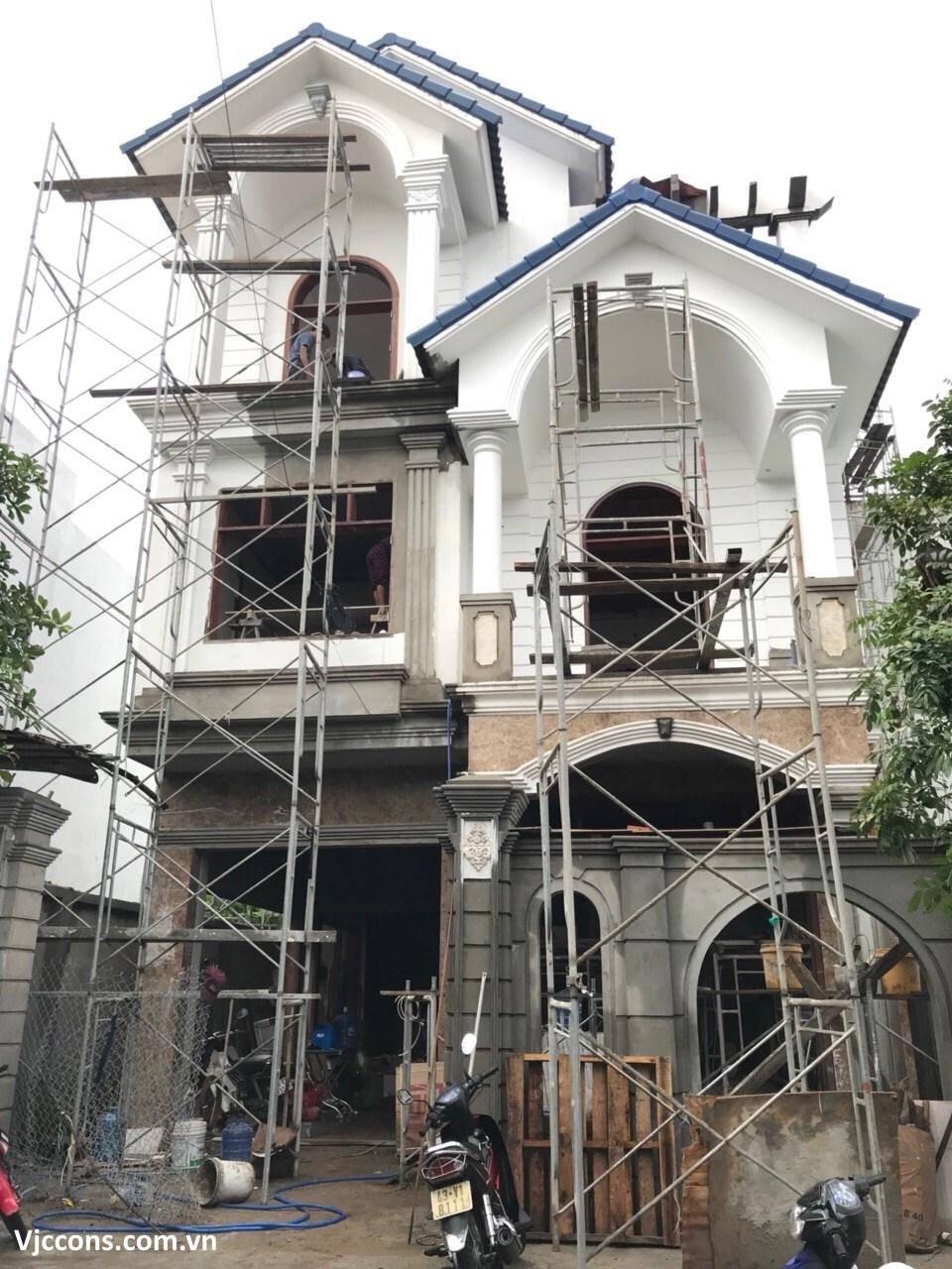 Xây nhà đẹp, chất lượng tại Đà Nẵng, Nhà Mr Công