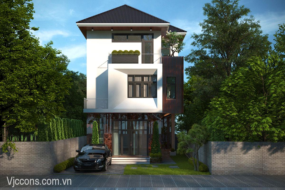 Biệt Thự Ông Nguyễn Thanh Hà