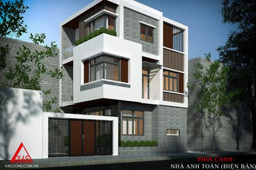 Nhà Ông Nguyễn Hữu Toàn